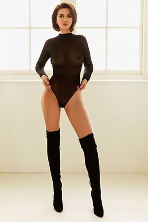 Slim London Escort Girl Abella
