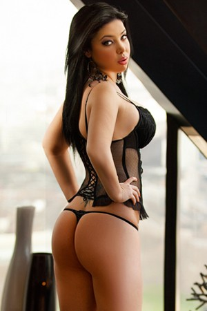 Bianca Anal Big Booty Escort in London
