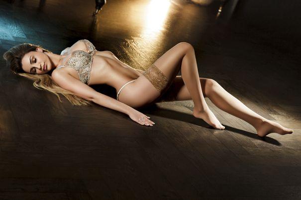 Young Blonde London Escort Girl