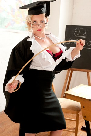 Spanking Role Play Escort Lady
