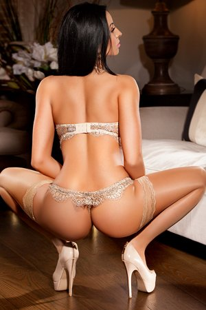 Crystal A Level Threesome Escort