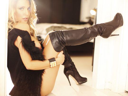 Hot Fetish Latin Escort Girl