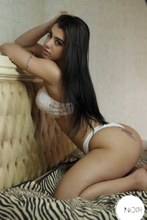 Adventurous Brazilian Escort