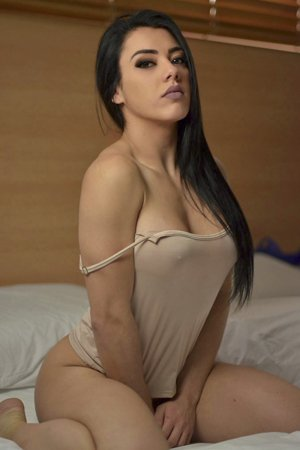 Young Latin American Escort Girl Donna