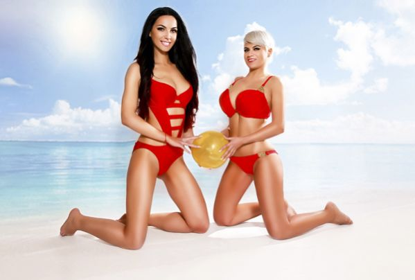 Young Duo Escorts in London Rosita and Dora