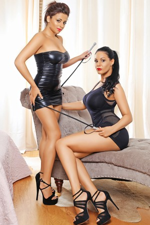 Young BDSM Duo Call Girls