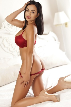 Young Busty London Massage Escorts