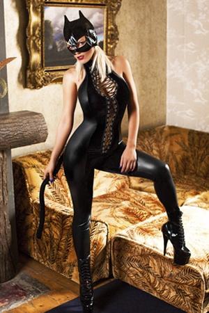Catwoman Uniform Escort Larissa