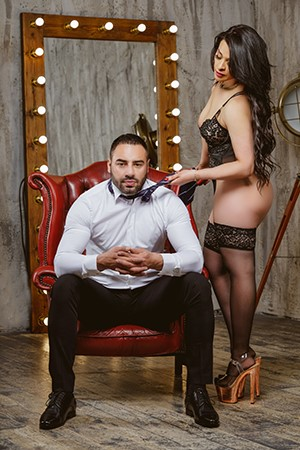 Zoe and Carlos Duo Escort couple