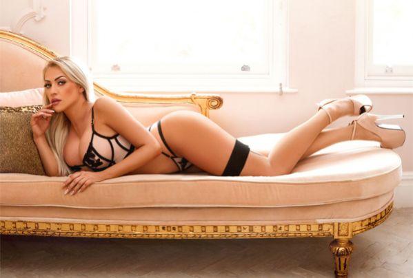 Young Blonde Anal Escort Girl Olga