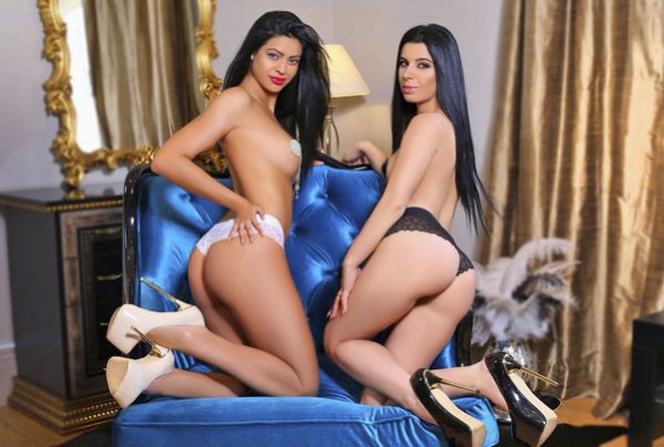 Bisexual Duo Escort Girls