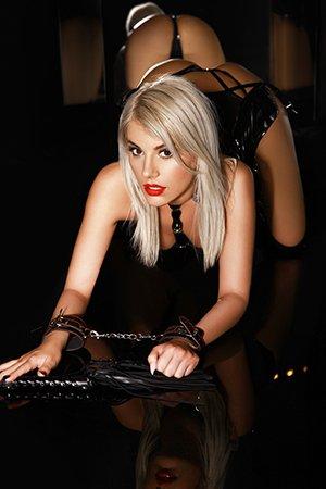 Blonde Teen Anal Escort Rachel