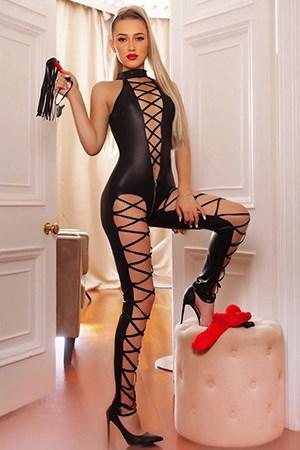 Kinky BDSM Escort Girl In London