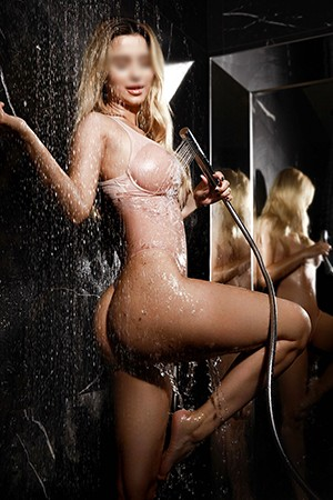 Blonde (BDSM) London Massage Escort