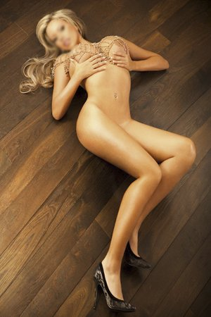 Adventurous Latin Escort Girl Silvia