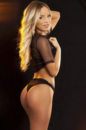 Blonde London Escort Girl Stella