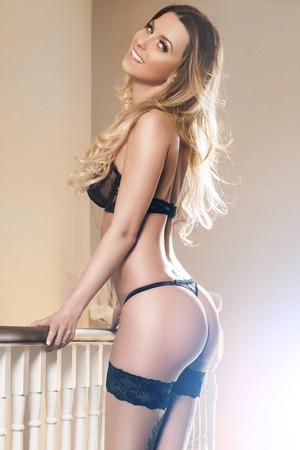 Blonde (BDSM) London Massage Escort