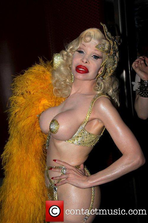 Shemale Sex Amanda Lepore