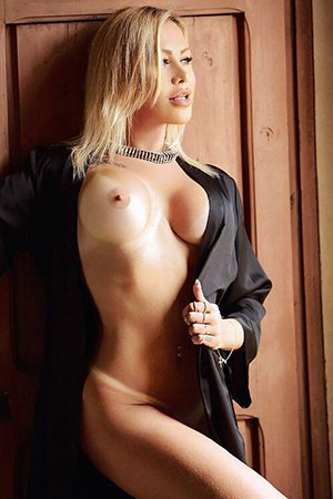 Elite Blonde Brasilian Escort in Bayswater